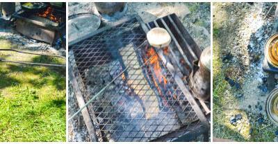 Campfire Breakfast Sandwiches Recipe