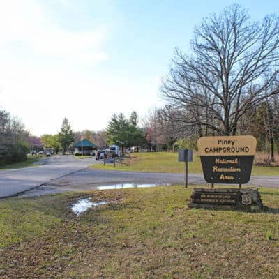 Piney Campground Review – Dover, TN