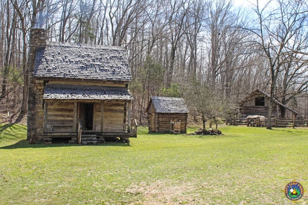 The Homeplace 1850s Working Farm At Lbl In Tennessee