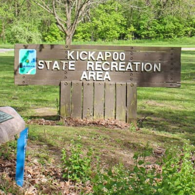 Kickapoo State Park Review – Oakwood, IL
