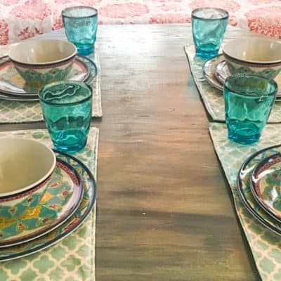 Dinette Table Replacement Mod Squad