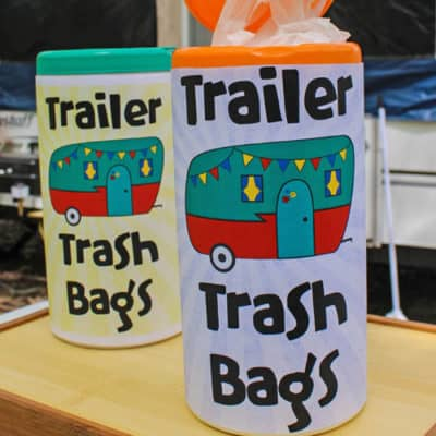 Trailer Trash Bags Free Printable