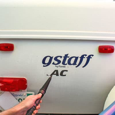 How to Remove Decals from an RV