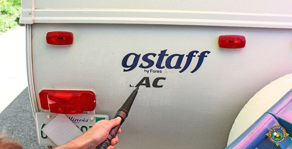 How To Remove Decals From An Rv Or Trailer Tutorial