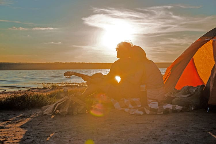 Tips for Camping Sex and Romance from Experienced Campers