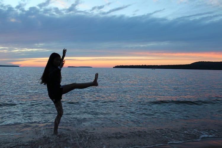 Lake Michigan Camping Trip Recap