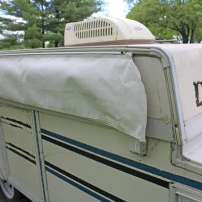 How to Secure an RV Awning Bag