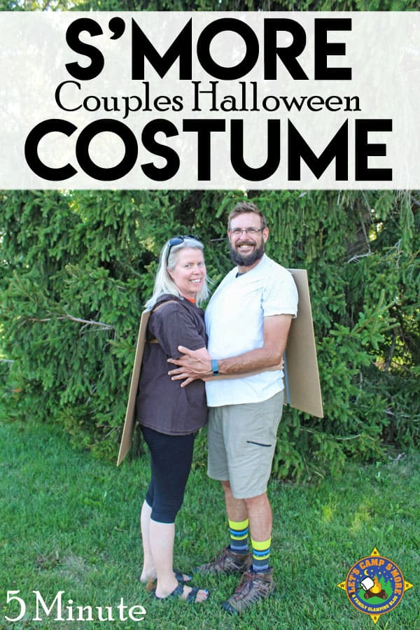 Smore Costume Couples Halloween