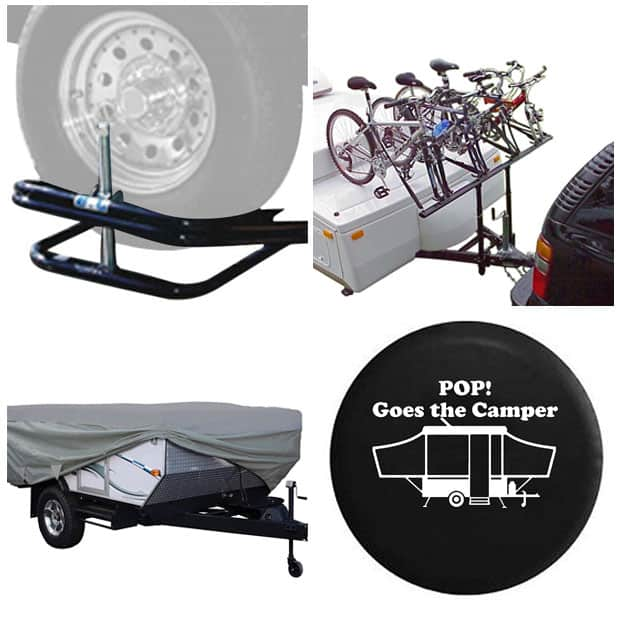Pop-Up Camper Gift Guide - Ideas for the Camping Fan