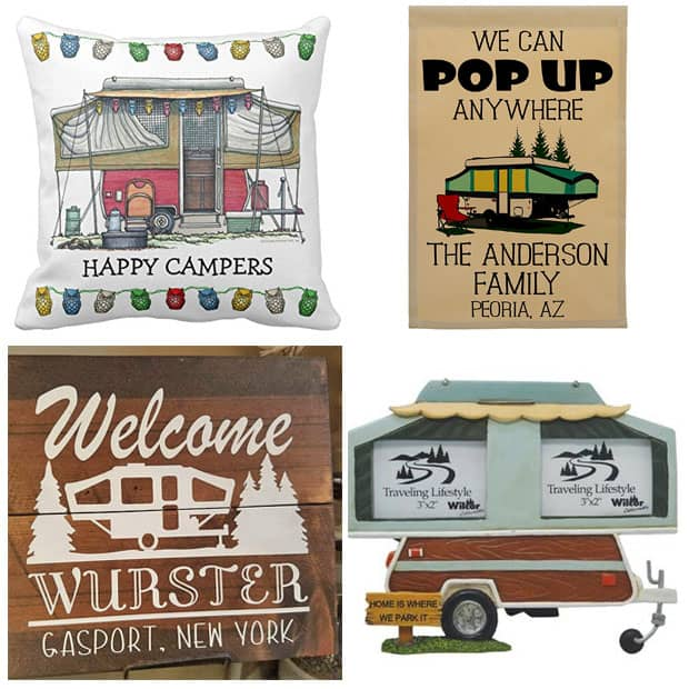 Pop Up Camper Gift Guide Ideas For The Camping Fan