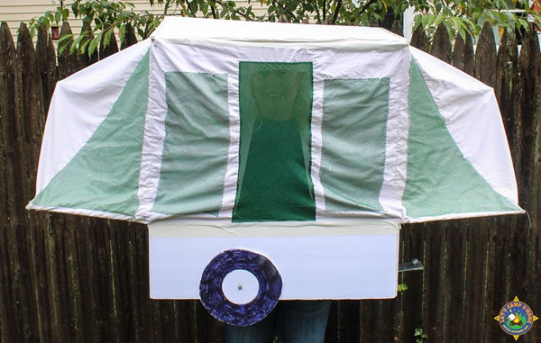 Check Out This Fun DIY Pop Up Camper Halloween Costume
