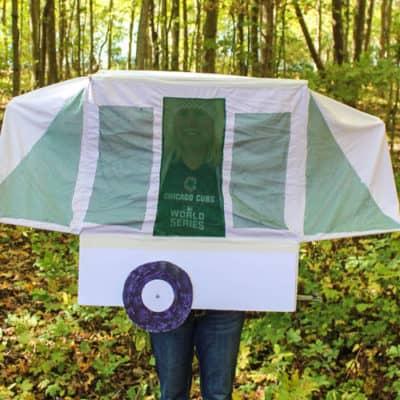 Pop-Up Camper Halloween Costume