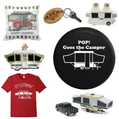 Pop-Up Camper Gift Guide