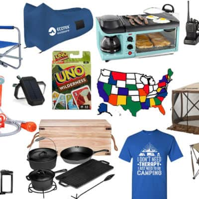 Unusual Camping Gifts for the Outdoor Enthusiast