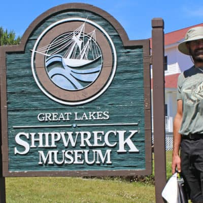 Great Lakes Shipwreck Museum MI