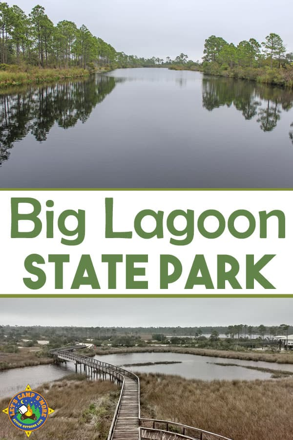 Big Lagoon State Park in Florida