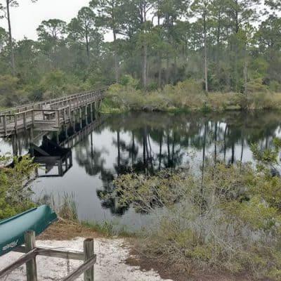 Big Lagoon State Park, Florida