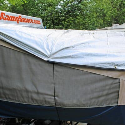 DIY Solar Bunkend Covers