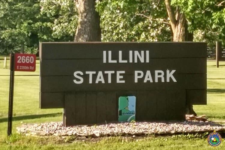 Illini State Park, Illinois