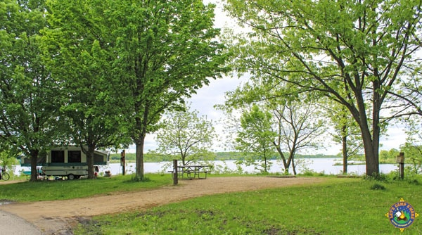 Shabbona State Park Campground