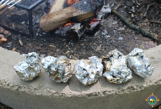 Campfire Hobo Foil Pockets