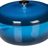 6-Quart Enameled Cast Iron Dutch Oven