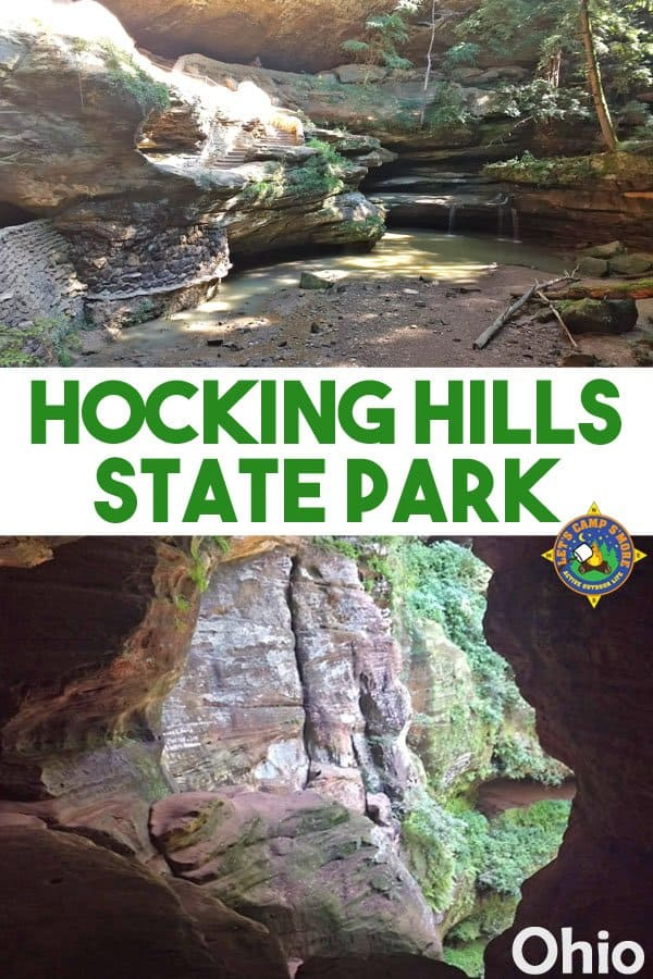 Hocking Hills State Park - Looking for Hocking Hills Camping? Get the best camping spots at Hocking Hills State Park and enjoy hiking at Old Man's Cave. You will see great waterfalls and amazing rock formations.