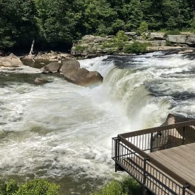 Ohiopyle State Park Camping, Pennsylvania