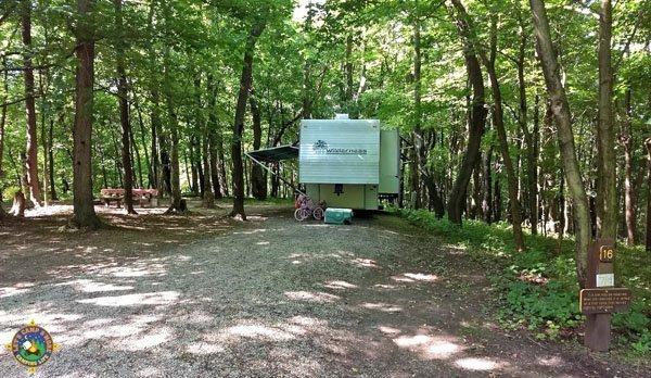 Tomlinson Run Campsite