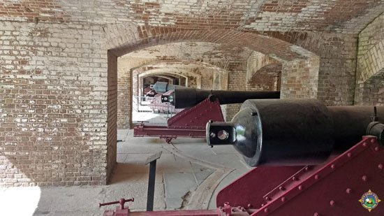 Fort Sumter Cannon