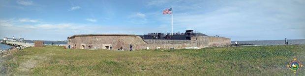 Our Fort Sumter Visit
