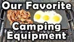 Top Camping Products
