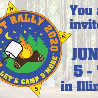 Midwest Camping Rally 2020