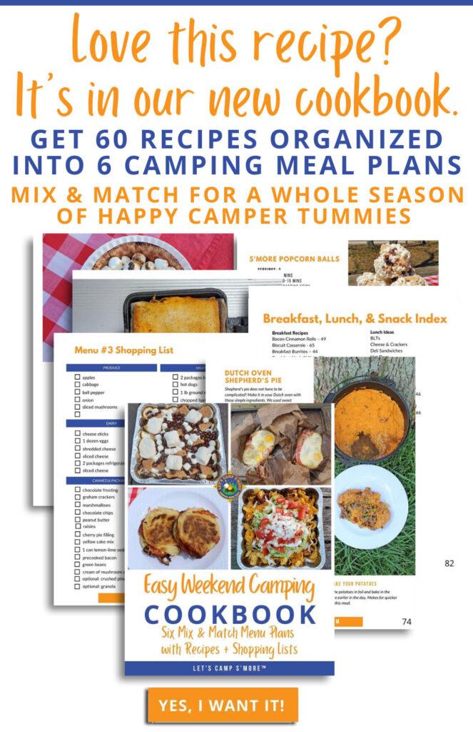 collage to promo cookbook